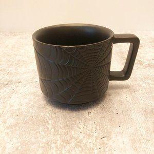 Starbucks Spider Web Black Coffee Cup